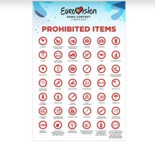 EurovisionProhibited